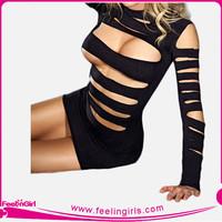 Hot Sequin Sexy Ladies Night Club Wear Fashion