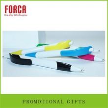 Good Market type Pink ballpoint professional Plastic ball pens