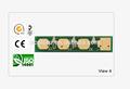 Reset clt-m409s resetter cartucho de chips de toner para samsungimpresora láser
