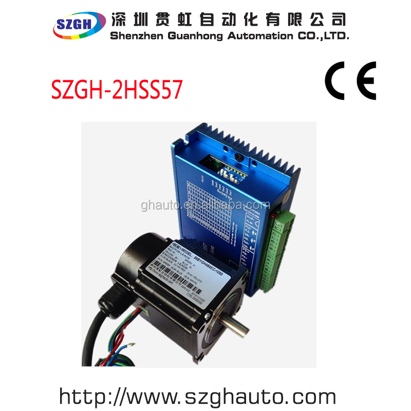 Closed loop stepper controller easy servo motor buy for Easy stepper motor controller