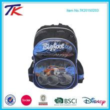 Boys Ergonomic Backpack School Sling Bags for Kids with OEM ODM