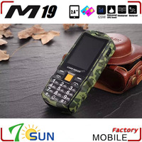 top selling products 2015 M19 buy cheap waterproof cell phone