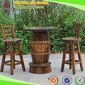 (SP-TH706) muebles de madera moderna para restaurantes y bares en venta
