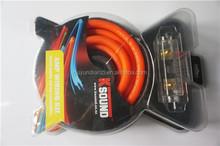 High End Stereo 12Volt 0 Gauge Amp Kits