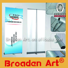 Cost effective Roll Up Banner stand for advertising display