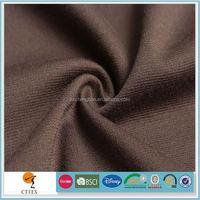 polyester/rayon/spandex knit ponti ti roma fabric