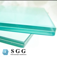 High quality & nice price 6mm 0.38 pvb 6mm clear laminated glass
