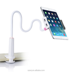 For iPad,Samsung Galaxy Universal Gooseneck ArmTable Tablet PC Holder/Mount/Clamp/Stand,Table Tablet PC Holder