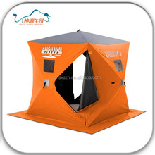 Portable pop up anti cold weather ice fishing Tent