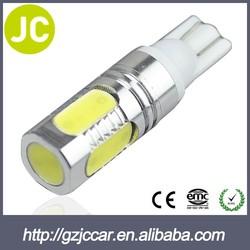 t10 led light car wedge 5050 smd auto led tail light