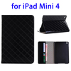 alibaba best sellers Flip Leather PU and PC back cover case for iPad mini 4