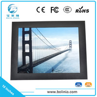 Wholesale china import 10 inch touchscreen industrial LCD monitor