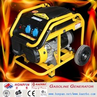 OHV Gasoline Generator Without Fuel