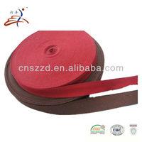 Cotton Fabric Herringbone Webbing