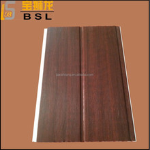 2015 new designed pvc panel, 20cm-width laminated pvc wall panel