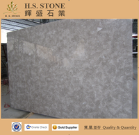 Polished Bossy Grey Marble Temple Design For Home Wall Floor Bathroom Tile