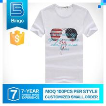 Export Quality Brand New Design 100% Cotton Election T Shirt