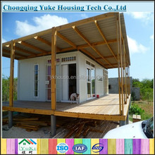 China New Style Economic Prefab Shipping Container Homes For Sale
