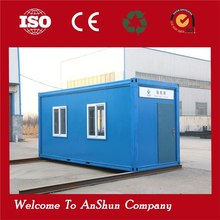 cheap modern design living solid structure prefab container