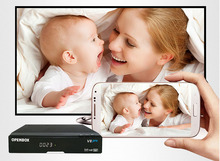 Wholesales-Arabic TV box DVB-S2+T2+Cable satellite decoder original Openbox V8 pro combo HD TV finder for google PVR CCCAM