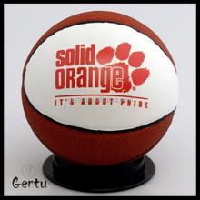 Promotional size 7 custom basketball ball