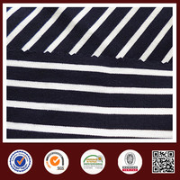 FEIMEI New style yard dyed striped knit fabric