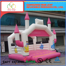 Fits school and other entertainment inflatable mini bouncy castle