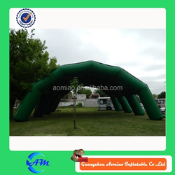 Green tent inflatable for sale