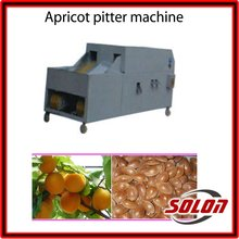Hot selling Apricot pit remove machine