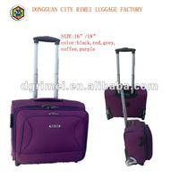 2015 New Design Promotional 1680D Trolley Laptop Bag