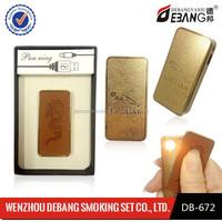 Electronic USB lighter,Best seller successful man gift item usb cigarette lighter