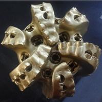 3-8 blades matrix body oil drilling pdc drill bit API standard