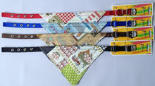 Pet collar Triangle bow tie dog accessories teddy bear pet supplies necklace scarf Triangle collar for dog WHPP060966