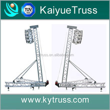 pro line array speaker truss pa truss system