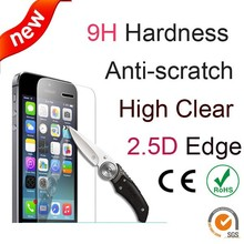 Free samples tempered glass screen protector iPhone 6,for iphone 6 tempered glass