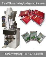 Back seal powder packing machine, beans powder packing machine, back seal powder filling and packing machine