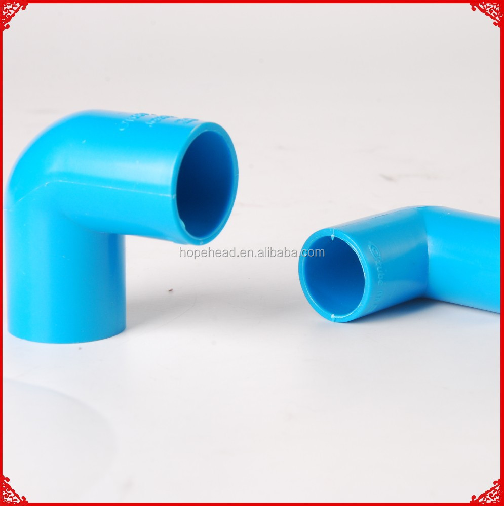 pvc conduit pipe fitting 90 degree elbow buy pvc elbow blue pipe elbow 90 degree flange elbow. Black Bedroom Furniture Sets. Home Design Ideas