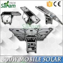 Portable 400w monocrystalline solar panel for ourdoors