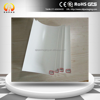 Eco solvent white backlit pet plastic film for digital printing
