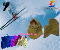 FL-14 Ningbo Lingshang be mad from 100% polyester and fleece colorfuldesign be used for unisex military balaclava