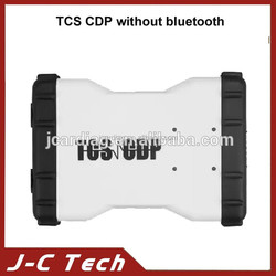 2015 Newly TCS CDP PRO PLUS scanner without BLUETOOTH 2014.2 with keygen on cd-----perfect item