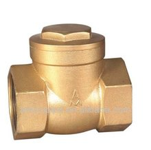 American Standard Lead Free Low Lead Brass Check Valve with NPT Threaded