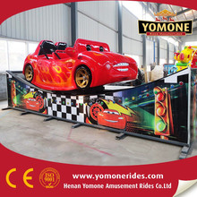Hot sale! Kiddie amusement rides rotating car, slide boat, era spin boat for sale