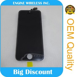 for iphone 5 original lcd display,buy direct from china factory