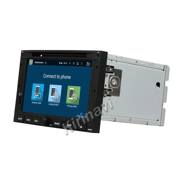 kirinavi wc pt7308 android 5 1 multim dia de voiture pour peugeot 3008 5008 voiture lecteur 2009. Black Bedroom Furniture Sets. Home Design Ideas