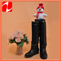 Cute newest design plush baby doll plush doll plush baby toy in shoes