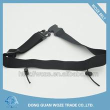 Triathlon Race Number Belt Running Belt Fitness Workout Fabric Belt Elastic Sport Race Belt