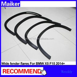 Wide Arch Fender flares for bmw X5 F15 2014 fender trims Auto accessories from Maiker