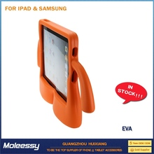 cool style eva case with keyboard for ipad 2