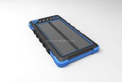 Dual USB 2.1A max output 8000mAh Mini Solar Laptop Charger for Lenovo